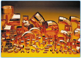 Copper fitting |  Copper pipe fittings catalogue